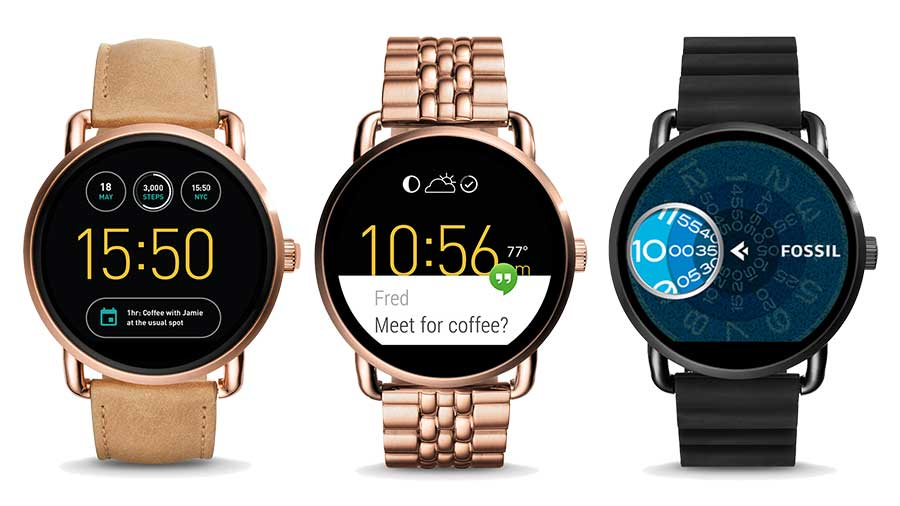 9ad24965a188 Michael Kors Access vs Fossil Q vs Diesel On. Relojes y smartwatch ...