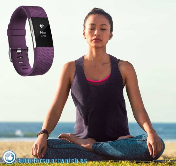 Fitbit Charge 2 Relax