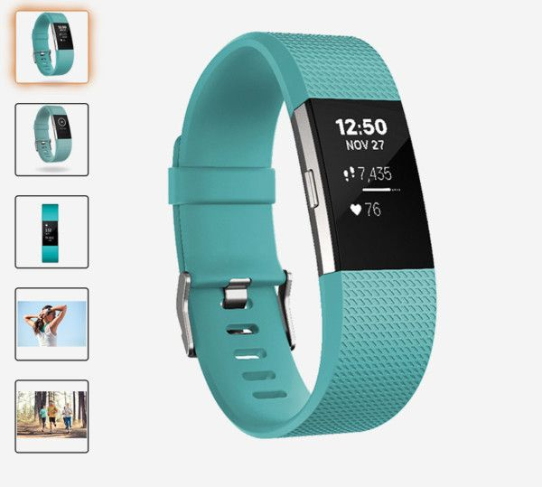 fitbit charge 2 cian